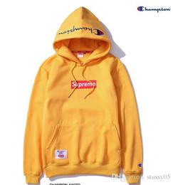 Top brand europeo e americano Chao abbinato a giacca in velluto con cappuccio, cappotto maglione da uomo e da donna, ricamo cinese da