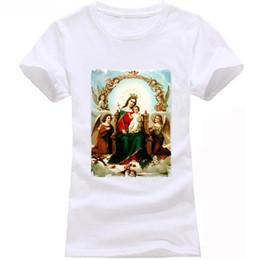 custom jersey t shirts Australia - T Shirts Fashion 2018 Mary Jesus Anger  Tshirt womens T dc1c4ea09
