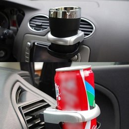 Porte-bouteille d'eau chaude en Ligne-Hot Car Air Condition Évent De Sortie Peut Bouteille D'eau Coupe Mount Holder 2017