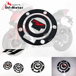 Fit for YAMAHA YZF-R1 YZFR1 YZF R1 ALL 00-14 14 13 12 11 10 09 08 07 Fuel Tank Cap Sticker Protector 3D Carbon Fiber Reflective от
