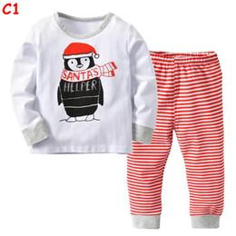 Baby 2 Piece Pajamas Set for Boys and Girls Winter Long Sleeve Thick Warm  Cotton Christmas Pyjamas Kids Sleepwear Children Nightwear 90-160 db445c32b