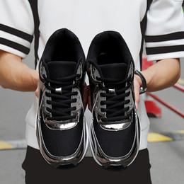 Federblatt läuft online-Männer Laufschuhe Bow-Blade Outdoor-Sportschuhe für Männer Dämpfung Spring Blade Schuhe Coole atmungsaktive männliche Turnschuhe Größe 36-47