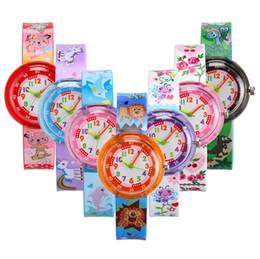 relogios bebê Desconto 2019 Relógios das Crianças Dos Miúdos Dos Desenhos Animados Relógios De Pulso Silicone kid Relógio Do Bebê Relógio de Quartzo Relógios para Meninas Meninos Presentes Relogio Montre