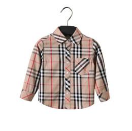 Ropa para niños Camisa para niños Pura celosía de algodón Mangas largas Blusas de fondo Chaqueta Cardigan desde fabricantes