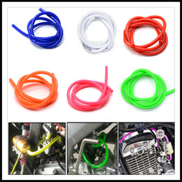 fuel oil hoses Promo Codes - Motorcycle accessories Fuel Gas Oil Tube Hose Line Rubber Petrol Pipe for 530 EXC EXCR XCRW XCW FREERIDE 250R 350 Husaberg