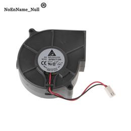 центробежные вентиляторы 12v Скидка USB-гаджеты Вентилятор охлаждения BFB0712H 7530 DC 12V 0.36A Шарикоподшипник Проектор Вентилятор Центробежный вентилятор охлаждения