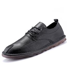 Повседневная Мужчины Мокасины Мужчины Квартиры Новые Мужчины Обувь Качество Горячие Продажа Мокасины Обувь Британский Корея Стиль cheap flat shoes korea new от Поставщики плоская обувь korea новый