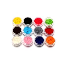 2019 produto flocagem Prego Glitter Moda Decoração de Unhas Difusa Flocking produto De Veludo Em Pó trança no volante com strass # 5 produto flocagem barato