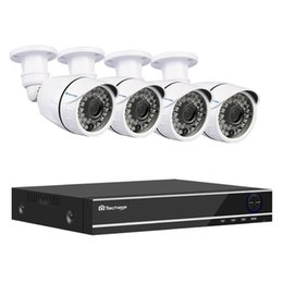 security system hdd Promo Codes - Techage XMeye 8CH 1080P AHD DVR 4pcs Camera Kit Security CCTV System 2MP Night Vision AHD Camera Video Surveillance Set 2TB HDD