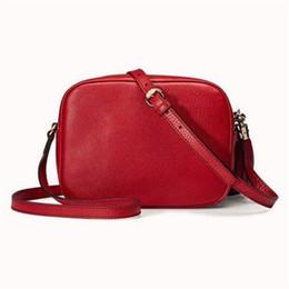 saco de disco soho Desconto Designer bolsas SOHO DISCO Saco borla couro genuíno com zíper Bolsas de ombro mulheres Crossbody Bag Handbag Designer de Luxo