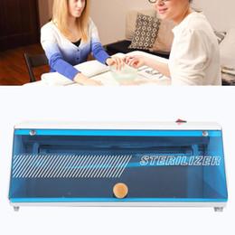 Manikür Aletleri Sıcak Isıtıcı Kabine pansuman için UV Ozon Steril Dezenfeksiyon Sıcak Isıtıcı Dolap nereden akülü toptan lambalar tedarikçiler