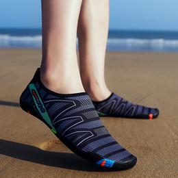 4cfb33405 Zapatillas de deporte de agua al aire libre Unisex para mujer Zapatos de  playa para nadar Hombres Calzado para los zapatos de pesca Playa de buceo  Zapatos ...