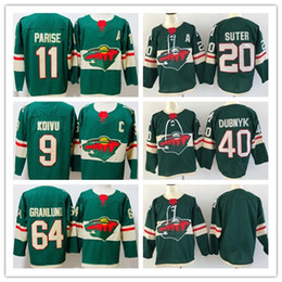 wholesale dealer e7e25 27997 Wholesale Minnesota Wild Jerseys for Resale - Group Buy ...