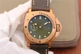мужские 47мм роскошные часы Скидка Роскошные часы V2 p.9000 с автоматическим механическим механизмом Роскошные мужские часы с глубиной водонепроницаемости 47 мм reloj de lujo