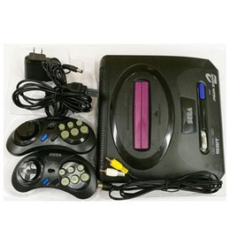 sega card Coupons - Cheapest price Sega Genesis MD compact 2 in 1 dual system game console catridge rom support original game card