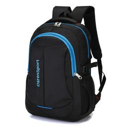 Mochila coreana para laptop online-New Lager Men Mochilas Moda Nylon de alta calidad Masculino Coreano Estudiante Mochila Boy Business Laptop School Computer Travel Bag