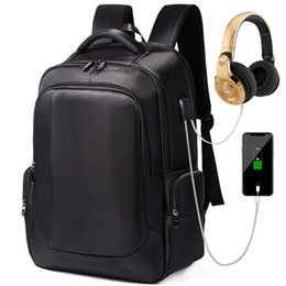 mochila recargable Rebajas Hombre mochila recargable computadora mochila estudiante tecnología táctica de gran tamaño usb mochilas de hombres y mujeres viajes del ejército