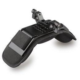 dslr kamera schulter rig unterstützung Rabatt CAMVATE Stabiler Schulterhalter / Schulterpolster für Video-Camcorder-Kamera DV / DC-Unterstützungssystem DSLR Rig (15mm Railblock)