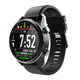 2019 ip68 telefon wifi Kospet Brave 4G LTE Smart Watch Phone Android 6.0 2GB + 16GB 1,3-Zoll-Screen-Uhr-IP68 wasserdichter SIM WiFi BT4.0 Blutdruck günstig ip68 telefon wifi