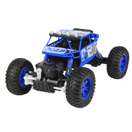 Remoto monster truck online-Comercio al por mayor 3288A Coche 2.4GHZ 4WD Radio Control Remoto Off Road RC ATV Buggy Monster Truck Darle Experiencia Real JAN7