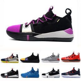 online store d628f 7629d 2019 Kobe AD EP Mamba Day Sail Multicolor men Basketball Shoes Wolf Grey  Orange for quality black white Mens Trainers Sports Sneakers discount kobe  mamba ...