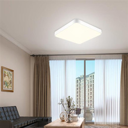 Lámpara de luz LED de techo al ras de techo ultra-delgado Monte 36W 2160LM LED ronda de techo de cocina, dormitorio, baño, pasillo, escalera, 80Ra desde fabricantes