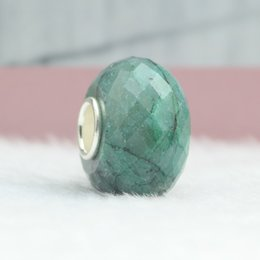 2019 pulseiras de talão de troll Jóias DIY 925 Sterling Silver Natural de cristal de pedra Phoenix contas de pedra Charme Bead Fit Europeu Troll Pulseira Fazer Jóias pulseiras de talão de troll barato