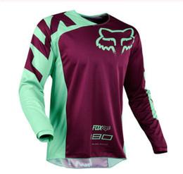 2020 cabeça fox MX calças ciclismo terno off-road de moto mountain bike de secagem rápida de manga comprida ao ar livre ciclismo moletom de