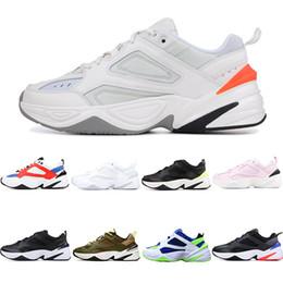 Argentina nike shoes M2K Tekno Fashion Dad Zapatos casuales Monarch 4 Diseñador Zapatillas Zapatos para correr para hombres, mujeres, zapatillas de deporte clásicas Tamaño 36-45 supplier good running shoes for men Suministro