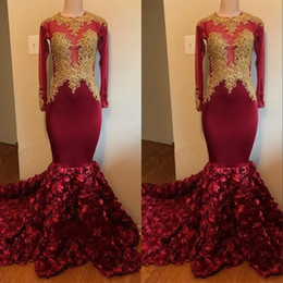32f7c7c58cd rose gold flower girl dresses 2019 - Burgundy Prom Dresses 2019 Formal  Evening Party Pageant Gowns