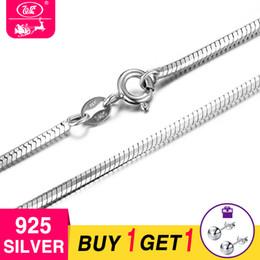 5de131ee3da8 collares de plata gruesos Rebajas WK Cadena de plata 925 de cadena larga y  gruesa de
