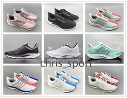 finest selection 68006 b334e Chaussures de running Zoom Pegasus 35 Turbo 2.0 Lunar pour hommes et  respirantes pour femme CNY noir blanc