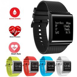 x9 smart watch Promo Codes - X9 PLUS Heart Rate Monitor Smart Band Bluetooth Smart Watch Sleep Pedometer Tracker Waterproof Watch for IOS Android
