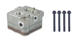 Tête de cylindre de compresseur de frein à air avec kit plaque FEBIAT pour Caterpillar c11 c13 c15 c18 ? partir de fabricateur
