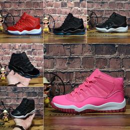 barato, marcado, basquetebol, sapatos Desconto Nike Air Jordan 11 Barato 11 Jumpman XI baixo tênis de basquete 11 s Olímpico Raça rosa aqua pele de cobra Georgetown Veludo J11 sneakers juventude crianças meninos