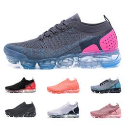 half off da34c 84ce5 chaussures de tennis rose bon marché Promotion 2019 Nouveau Designer 2.0  Hommes Femmes Chaussures De Course