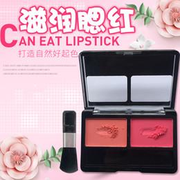 Makyaj Allık Paleti 2 Farklı Renkler Allık Pattle Yüksek Kalite Allık Çok Yüzlü Makyaj Moda Kozmetik paletleri de maquillage nereden