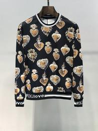 Le donne selvatiche in alto online-DG nuovissimo stile uomo maglione designer lusso uomo donna felpe con cappuccio in cotone pullover di alta qualità maglione con cappuccio hip hop top per il tempo libero selvaggio