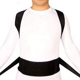 bodysuit verde do homem do exército Desconto Adult Kids Corrector Posture Body Shaper Back Posture Corrector Shoulder Support Belt Orthopedic Men Corset Brace Girdle