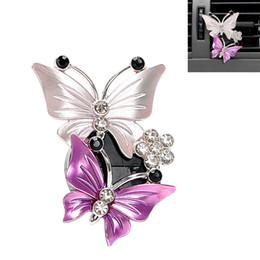 Canada Naturel Odeur De Voiture Parfum De Voiture-style Papillon Climatiseur Sortie Clip Fragrance Auto Accessoires Désodorisant Décoration Offre