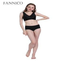 Bras bras quentes on-line-Fanco mulheres sexy hot upward push bra set marca sutiã profundo roupa interior de algodão grosso conjunto de roupa interior preta