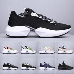 Zapatos del medio online-Hombres RB Sole Fury zapatos para correr para mujeres Medio Pato mandarín ahuecado hacia fuera Terremoto Senderismo Senderismo Correr Zapatos al aire libre 36-45