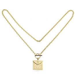 gargantillas de rubí Rebajas Colgante de lujo de Louis Collar de diseñador de lujo de moda para mujer Collar de mujer honorable Estilos Lady Louis Colgante de regalo de joyería con caja