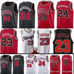 f65d873a131e Stitched Wendell 34 Carter Jr. Chicago Jersey Bulls 23 Michael Zach 8  LaVine Lauri 24 Markkanen Zach 8 LaVine Basketball Jerseys
