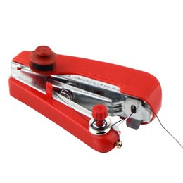 1pcs vendita calda utile portatile cucito cordless mini tessuti a mano tessuti per cucire macchina da cucire MAL999 da