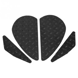 Hearty Motorcycle Tank Traction Pad Side Gas Knee Grip Protector Pad Sticker For Yamaha Yzf-r6 R6 2006-2007 Automobiles & Motorcycles