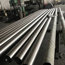 tubo de titanio sin soldadura Grado 1 Grado 2 Precio de tubo de titanio puro por metro Venta caliente desde China desde fabricantes