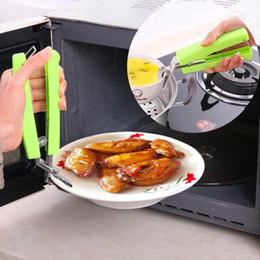Mutfak Paslanmaz Çelik Isı Geçirmez Klipler Çok Fonksiyonlu Kaymaz Disk Kelepçe Kase Klip Plaka Çanak Tutucu Mutfak Pratik Kase Klipler BH0083 nereden
