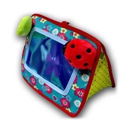 2019 erros de telefone Carrinho de bebê Saco De Suspensão Mamãe Fralda Sacos com Gancho Dos Desenhos Animados Lady Bug Garrafa Copo Telefone Segurar Saco 18.5 * 12 cm erros de telefone barato