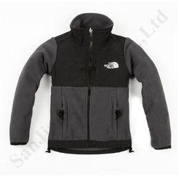 Hoodies de lã para meninas on-line-The Jacket Norte Marca Juniors Softshell do inverno dos miúdos Polar Windbreaker Coats da face do menino meninas Aqueça Coats NF Hoodie Outwear YC112102